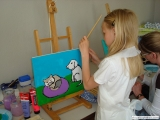 workshop schilderen kinderen