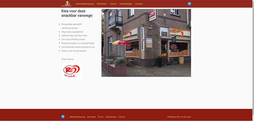 Cafetaria Driesprong Velp